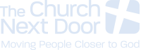 The Church Next Door | Columbus, OH Logo