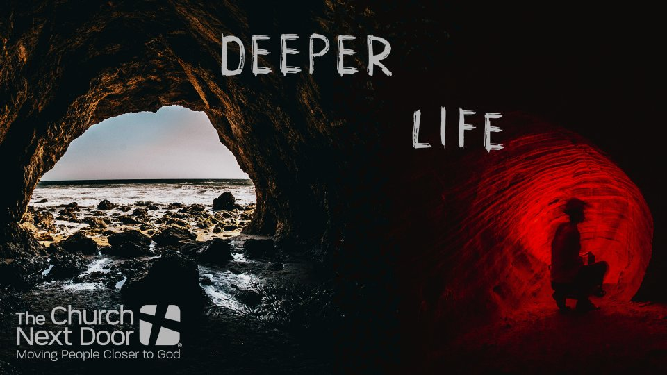 Deeper life graphic